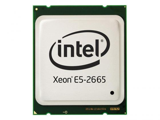 Процессор Intel Xeon E5-2665 2.4GHz 20Mb LGA2011 OEM