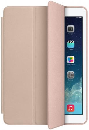 купить Чехол-книжка Apple Smart Case для iPad Air бежевый MF048ZM/A недорого