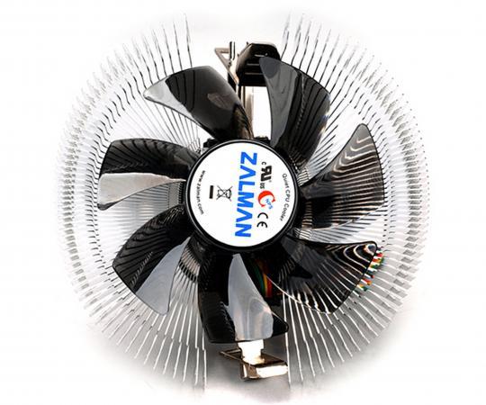 Кулер для процессора Zalman CNPS7000V-Al PWM Socket 1156/1155/754/775/AM2/AM2+/AM3/AM3+/FM1 OEM кулер для процессора zalman cnps7000v alcu pwm socket 1156 1155 754 775 939 940 am2 am3 oem