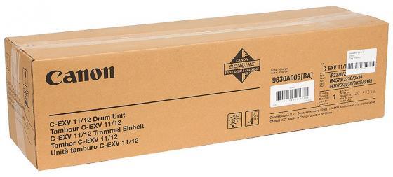 цена на Фотобарабан Canon C-EXV11/12 для IR2270/2230/2870/3570/2530/4570 черный 75000 страниц