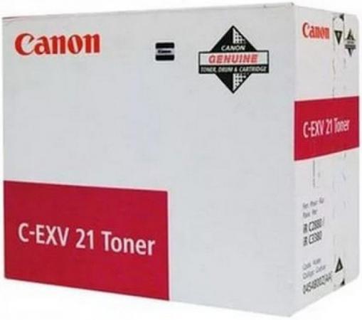 Тонер Canon C-EXV21M для iRC2880/2880i/33803380i пурпурный 14000 страниц