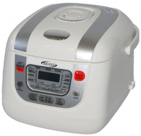 Мультиварка Brand 502 850 Вт 5 л белый мультиварка brand 502