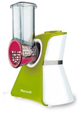 Измельчитель Maxwell MW-1303 G 150Вт белый зелёный