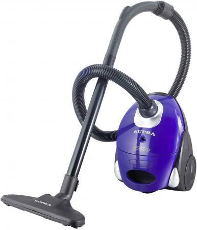 Пылесос SUPRA VCS-1530 фиолетовый пылесос supra vcs 1602 blue
