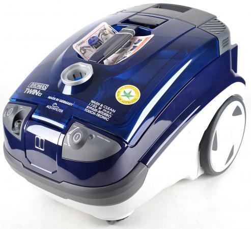 все цены на Пылесос Thomas TWIN T2 AQUAFILTER 788540 сухая влажная уборка серый онлайн