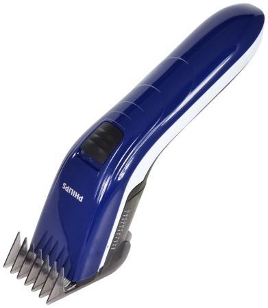Машинка для стрижки волос Philips QC-5125/15 синий машинка для стрижки philips hp6390 10
