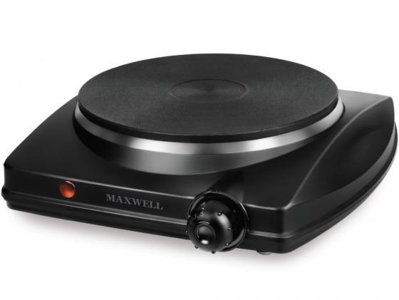 цена Электроплитка Maxwell MW-1902(BK)