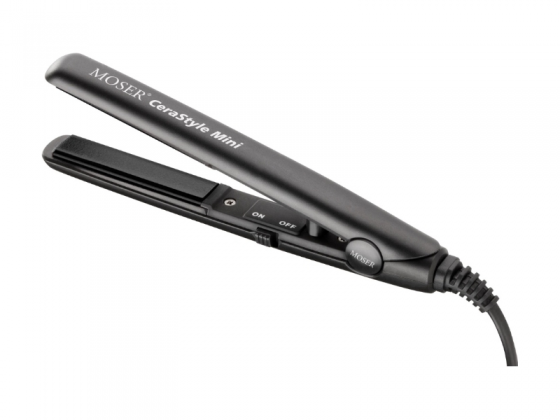 Выпрямитель волос Moser 4480-0050 черный цена