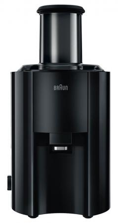 Соковыжималка Braun J300 800 Вт чёрный соковыжималка универсальная caso pj 800