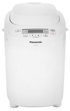 Хлебопечь Panasonic SD-2501WTS panasonic sd pm105 бытовой автоматический тостер
