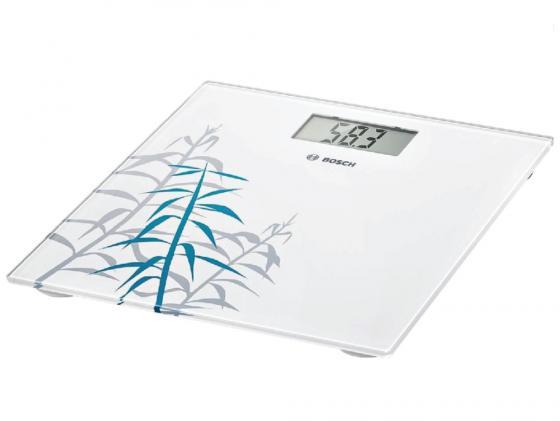Весы напольные Bosch PPW 3303 белый bosch pmd 10