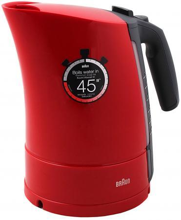 Чайник Braun WK 300 2200Вт красный