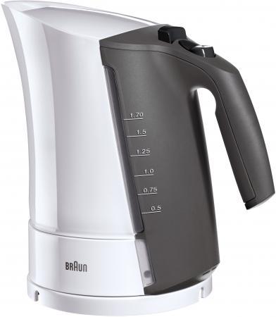 Чайник Braun WK 300 2200Вт белый