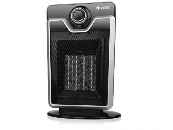Тепловентилятор Vitek 1750(BK) 400Вт
