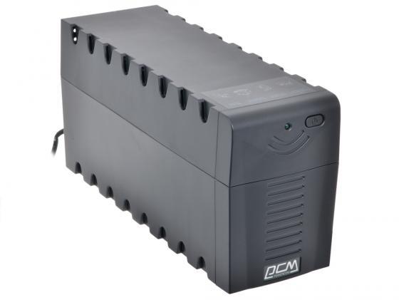 ИБП Powercom RPT-1000A Raptor 1000VA/600W AVR 3 IEC ибп powercom rpt 600a euro raptor