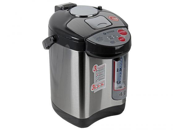 Термопот Vitek VT-1188 GY 750 Вт чёрный серый 3.8 л пластик vitek термопот vitek vt 1188 gy
