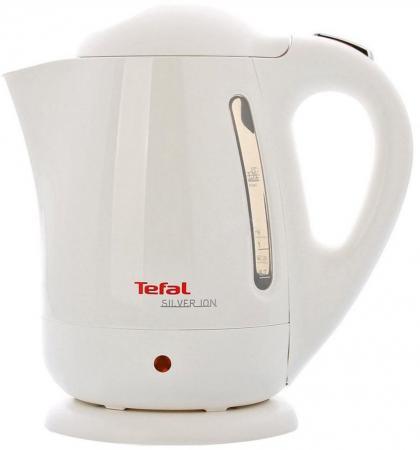 Чайник Tefal BF 9251/32 2400Вт 1.7л пластик белый чайник tefal bf 9251 32 2400вт 1 7л пластик белый