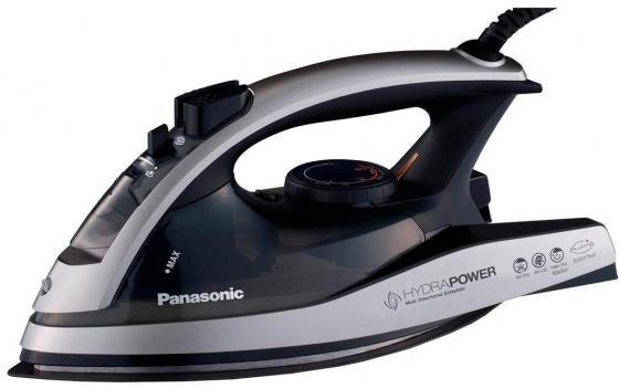 Утюг Panasonic NI W950ALTW 2400Вт серый чёрный мясорубка panasonic mk g1800pwtq
