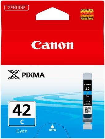 все цены на Картридж Canon CLI-42C для PRO-100 голубой 600 фотографий онлайн