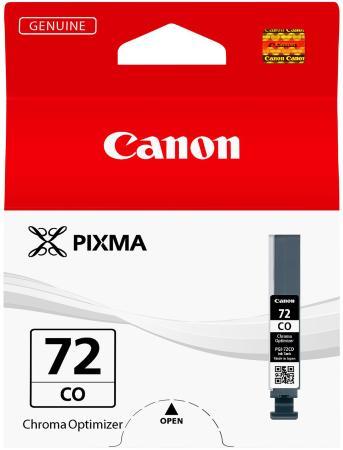 Картридж Canon PGI-72CO для PRO-10 хромовый оптимизатор 165 фотографий картридж canon pgi 72m для pro 10 пурпурный 710 фотографий