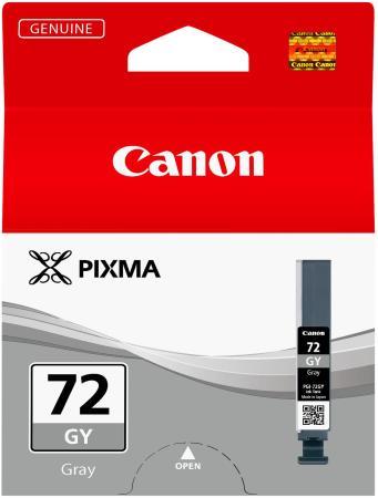 Картридж Canon PGI-72GY для PRO-10 серый 165 фотографий автомат 1p 20а тип c 4 5ка dekraft ba 101