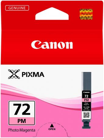 Картридж Canon PGI-72PM для PRO-10 пурпурный 303 фотографий картридж для струйного принтера canon pgi 72 pc