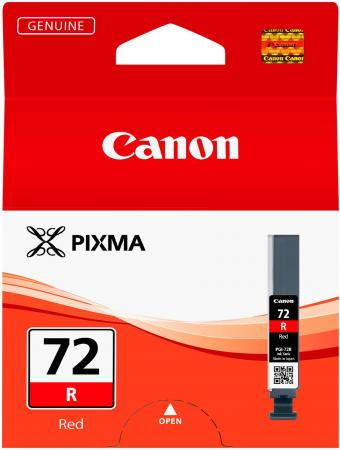 Картридж Canon PGI-72R для PRO-10 красный 1045 фотографий картридж для струйного принтера canon pgi 72 pc
