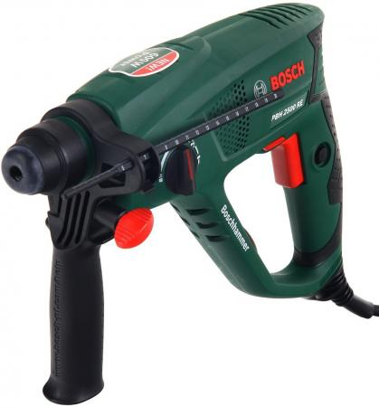 Перфоратор SDS Plus Bosch PBH 2500 RE  перфоратор sds plus bosch pbh 2800 re