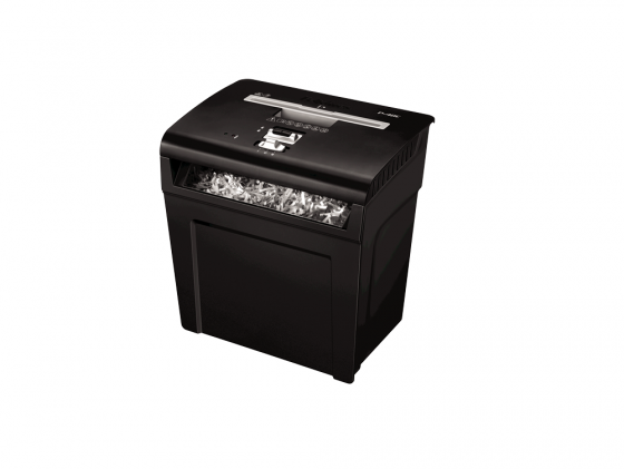 Уничтожитель бумаг Fellowes PowerShred P-48C 8листов 18л FS-3214801/CRC-32148 ������������ fellowes powershred p 48c fs 3214801