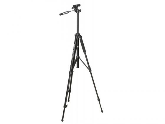 цена на Штатив Rekam QPod S-300 напольный трипод до 135 см нагрузка до 2.5 кг серый