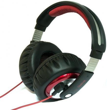 все цены на Наушники Dialog Aria HP-A75 черный/красный онлайн