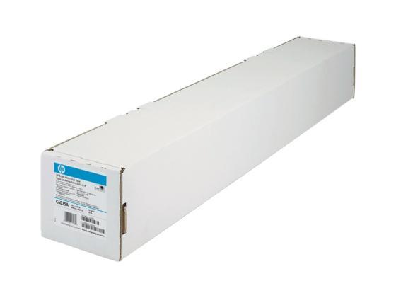 Бумага HP C6035A широкоформатная 610ммx45.7м 90 г/м2 hp c6035a