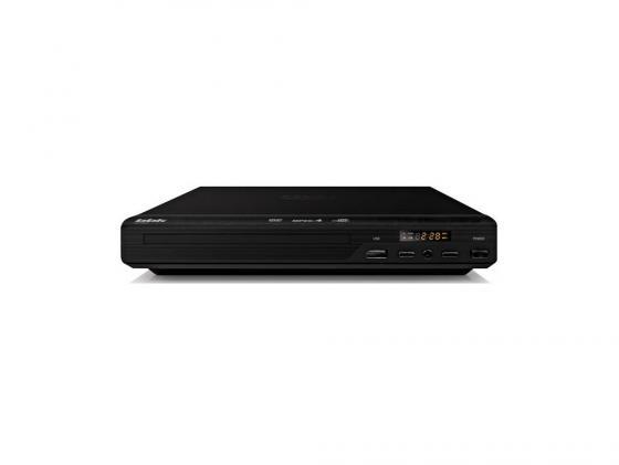Проигрыватель DVD BBK DVP030S Черный проигрыватель dvd