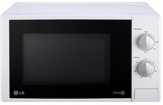 Микроволновая печь LG MS-2022DS 700 Вт серебристый