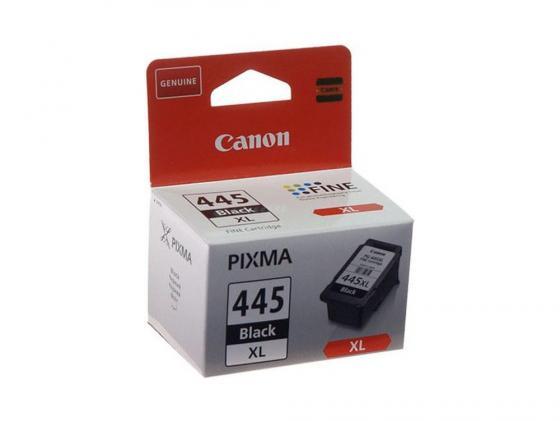 Картридж Canon PG-445XL для MG2540 черный 400 страниц картридж canon pg 445xl black для mg2440 mg2540
