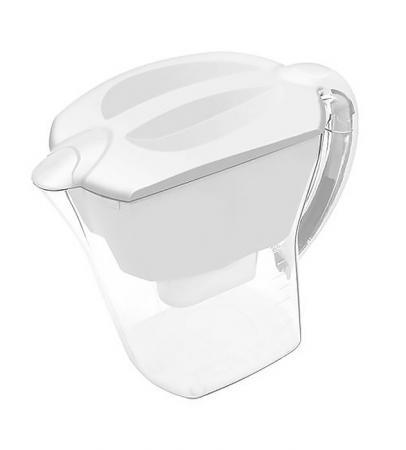 Фильтр для воды Аквафор АГАТ кувшин белый + 1 доп.модуль