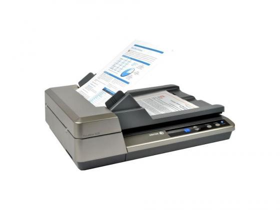 Сканер Xerox DocuMate 3220 планшетный CIS A4 600x600dpi 24bit 003R92564