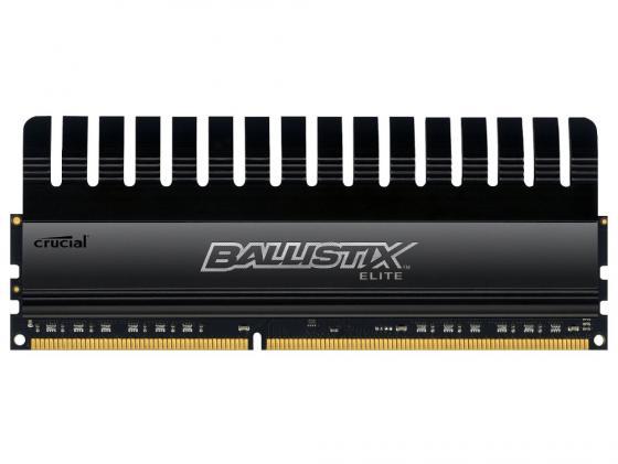все цены на  Оперативная память 8Gb PC3-14900 1866MHz DDR3 DIMM Crucial Ballistix Elite CL9 w/XMP/TS BLE8G3D1869DE1TX0CEU  онлайн