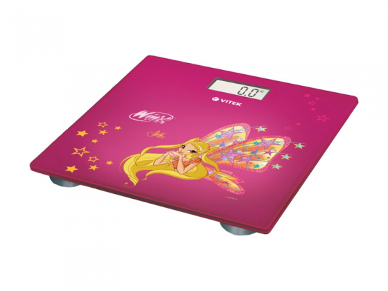 Весы напольные Winx WX-2151ST розовый весы напольные vitek wx 2151 winx