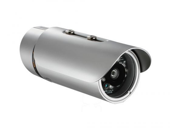 "Камера IP D-Link DCS-7110 CMOS 1/2.7"" 1920 x 1080 H.264 MJPEG MPEG-4 RJ-45 LAN PoE белый камера ip d link dcs 6210 a1a cmos 1 2 7"