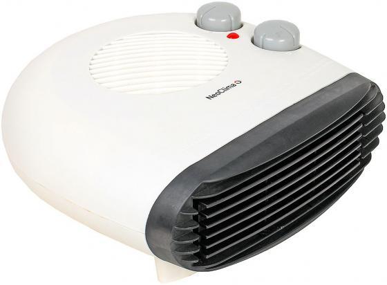 Тепловентилятор NEOCLIMA FH-15 2000 Вт белый серый
