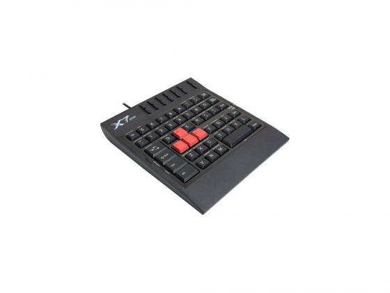 все цены на Клавиатура проводная A4TECH A4 G100 USB черный