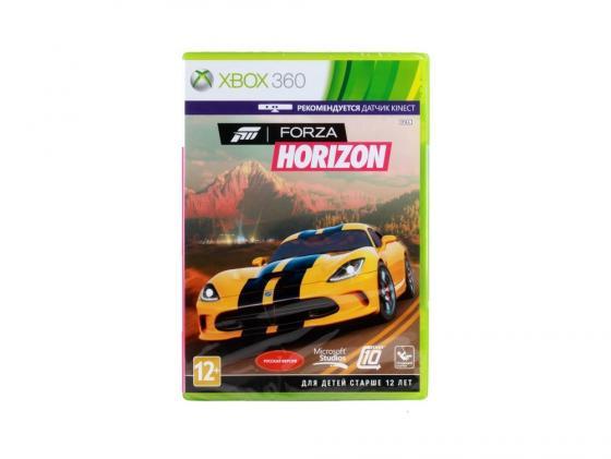 Игра для Xbox 360 Forza Horizon N3J-00017 X19-20657-01 какой xbox для прошивки