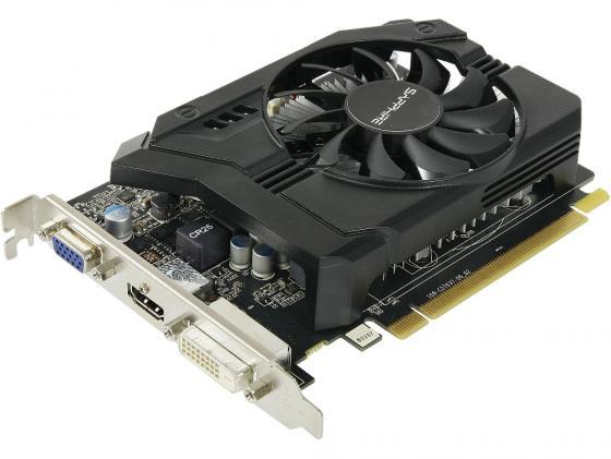 Видеокарта 2048Mb Sapphire R7 250 PCI-E BOOST D-Sub DVI HDMI 11215-01-10G OEM материнская плата asus h81m r c si h81 socket 1150 2xddr3 2xsata3 1xpci e16x 2xusb3 0 d sub dvi vga glan matx
