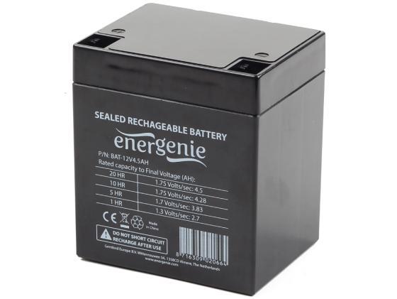 Батарея Gembird 12V4.5AH BAT-12V4.5AH аккумулятор для ибп gembird bat 12v7ah