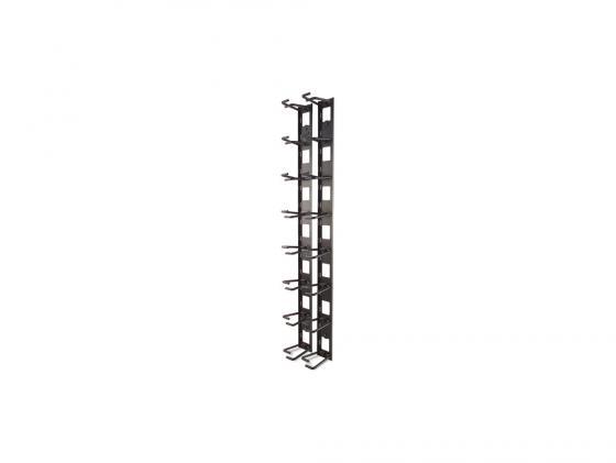 лучшая цена Вертикальный кабельный органайзер Vertical Cable Organizer AR8442