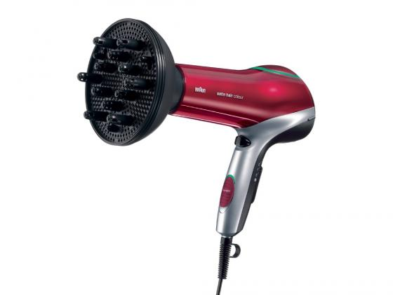 Фен Braun HD 770 Satin Hair 7 2000Вт серебристый фен braun satin hair 7 hd770