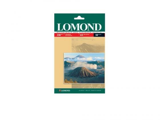 Фото - Фотобумага Lomond A5 230г/м2 глянцевая 50л 0102070 фотобумага