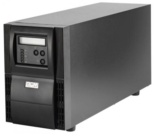ИБП Powercom VGS-1000XL Vanguard 1000VA/900W RS232 USB 2xEURO