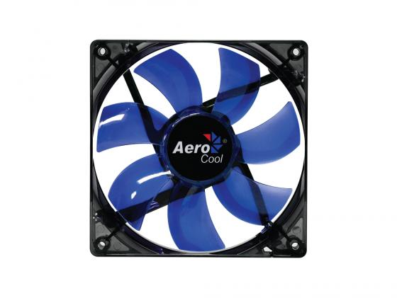 все цены на Вентилятор Aerocool Lightning 120mm синяя подсветка 4713105951394